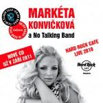 DVD Markéta Konvičková a No Talking Band