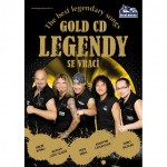Gold CD - Legendy se vrací