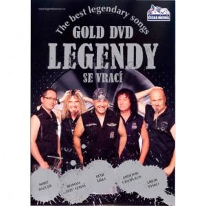 GOLD DVD – Legendy se vrací