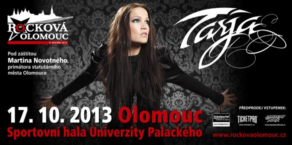 TARJA V OLOMOUCI