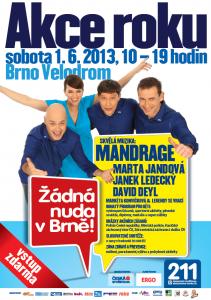 Plakát Akce roku