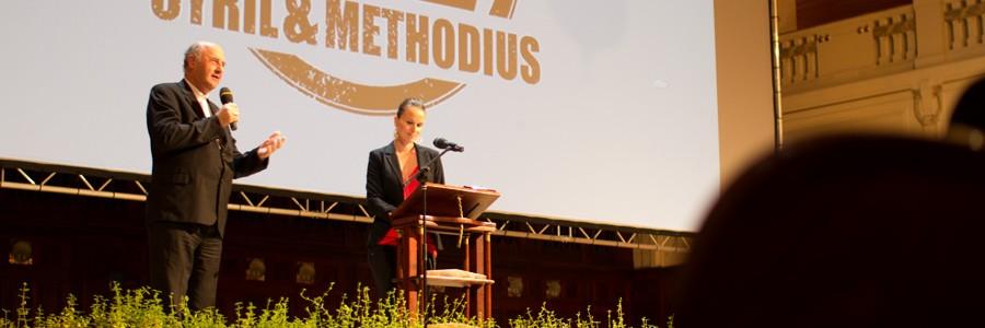 Slavnostní premiéra dokudramatu o životě Cyrila a Metoděje