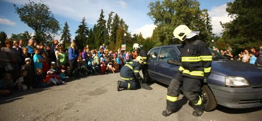 Děti se v Olomouci vydají na Bezpečnou cestu do školy