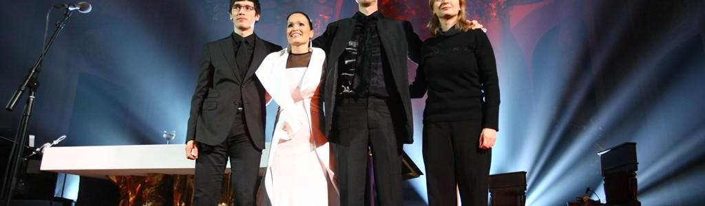 Tarja překvapila Olomouc svým adventním vystoupením!