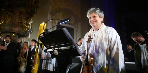 Olomouc zažila jedinečné představení