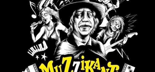 Připravované nové CD s názvem Muzzikanti již v prodeji!