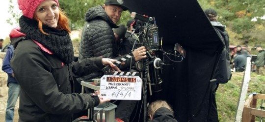 Poslední klapka filmu Muzzikanti padla na Vyšehradě!!!