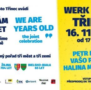 Je nám 854 let – aneb slavíme společně / We are 854 years old – the joint celebration