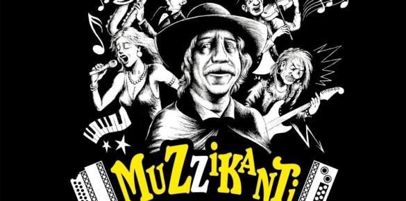 Slavnostní křest CD Muzzikanti