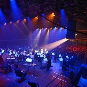 TARJA vystoupila s Moravskou filharmonií Olomouc