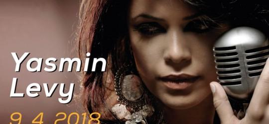 Do Olomouce přijede Yasmin Levy, jedna z největších hvězd světové world music