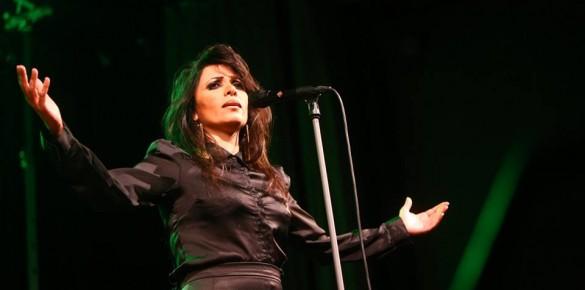 Koncert Yasmin Levy zakončil potlesk ve stoje