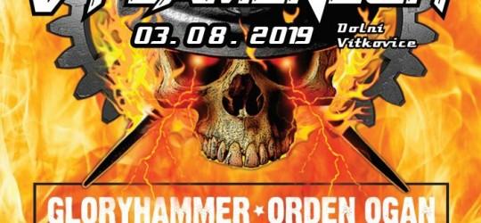 Festival Ostrava v plamenech