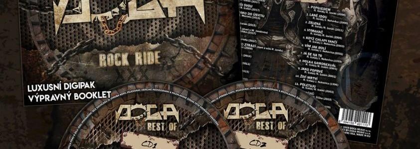 Objednejte si dvojCD kapely DOGA i s podpisy