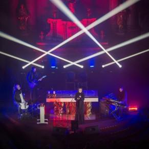 V Olomouci zazpívala Tarja Turunen